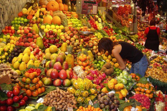 Zase jsem v Oslu něco objevila: nejdokonalejší ovocný trh pod Sluncem