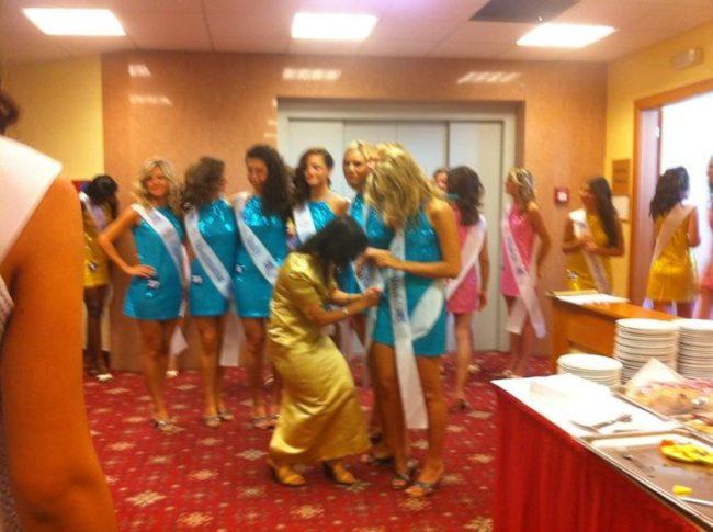 Proč dělat charitu a jak se stříhá hudba na Miss Deaf 2012