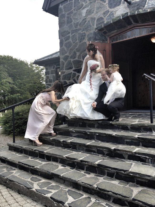 Norská svatba, aneb svatební maraton letošního léta u konce