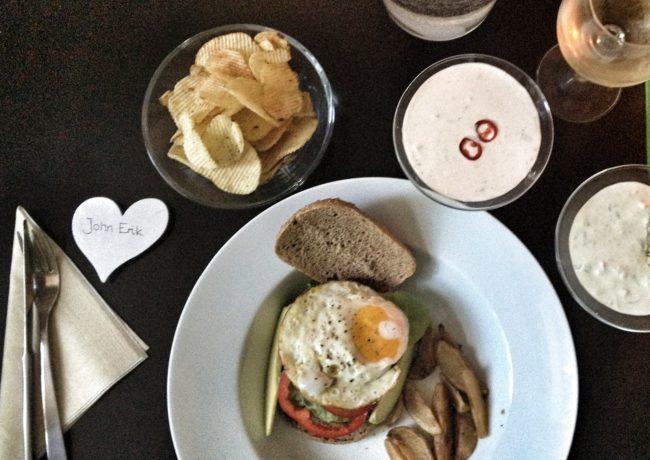 Láska k jídlu, nebo láska v jídle?