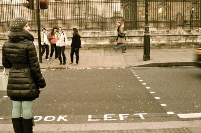 LONDON, BABY, aneb jsme zpátky a lenivá, příjemná neděle