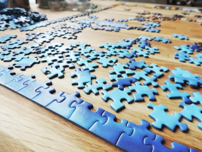 Život je jako puzzle, někdy hledáte i celou věčnost…