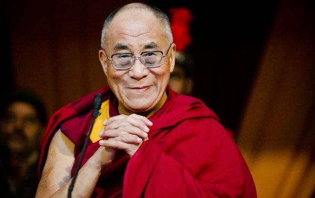 Přenáška s Dalai Lamou a jeho message pro naší generaci