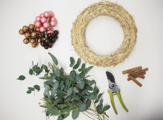 FRESH NEWS: Náš adventní brunch a eukalyptus na věnci