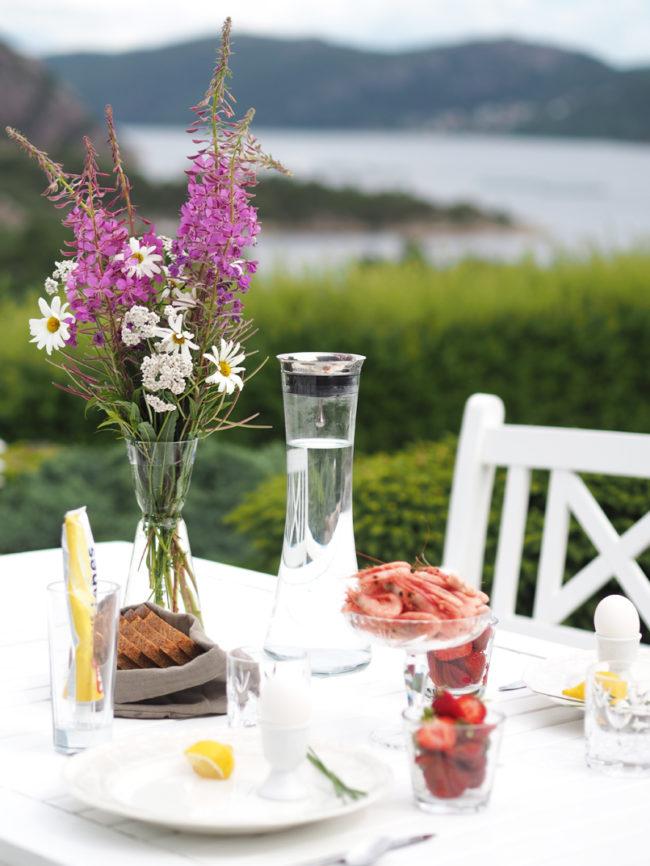 FRESH NEWS: Norská snídaně u fjordů