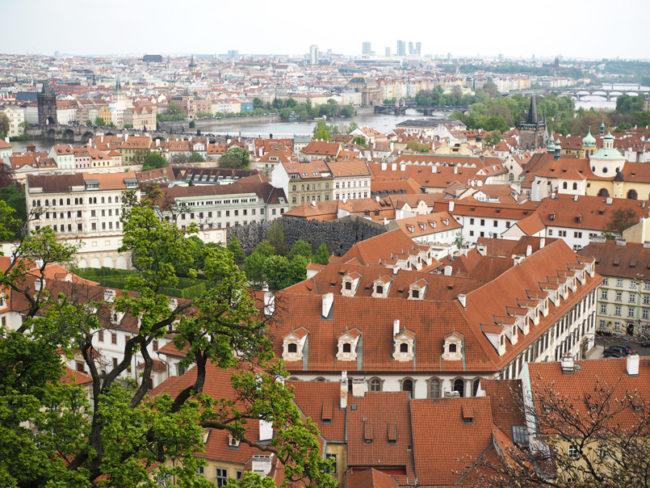 Kam na ukrytou romantickou vyhlídku v Praze?